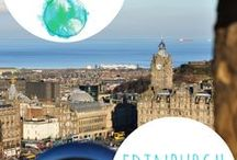 Edinburgh / This board show you all about the best places to discover in Edinburgh I Discover the historical and architectural side of the Scottish capitale I Pins from different accounts on Pinterest and from me