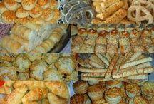 Pogácsák és egyéb sósak