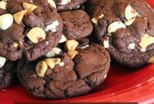 Recipes - Cookies, Brownies, Cupcakes & Candy