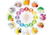 Antioxidánsok, vitaminok, ásványi anyagok.