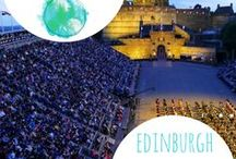 Edinburgh Festivals / Edinburgh hosts many festivals during the whole year including the biggest festival of the world: The Fringe Festival I Discover them in this board I Pins from different accounts on Pinterest and from me
