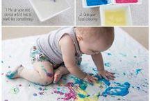 Sensoryczne zabawy dla dzieci - sensory play