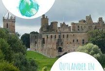 Outlander in Scotland
