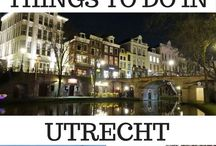 Utrecht / Hotspots in Utrecht