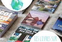 Livres de voyage sur l'Ecosse / Les livres de voyage à lire et à relire sur l'Écosse pour préparer votre voyage ou pour vous remémorer vos aventures en Ecosse !