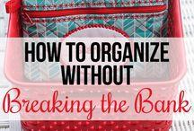 organization. / by Jennifer Arnold