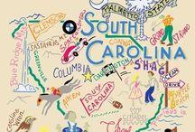 south carolina. / by Jennifer Arnold