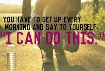 motivation. / by Jennifer Arnold