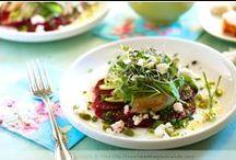 Salad! I love salads!!!