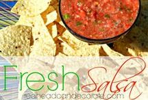 Fiesta - Mexican Inspired Recipes / Tuesdays are taco nights and these are some of our favorites.
