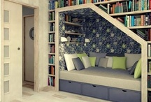 "Book Deco / ""A house without books is like a room without windows."" / by HarperCollins Canada"
