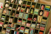 Craft Room Inspiration / by Molly Severtson