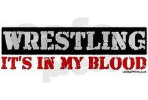 Wrestling / by Julie Phillips