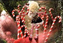 {inspiration} cirque decor