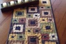 Quilting - Table Runners & Mini Quilts / by Barb B