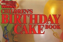 Australian Women's Weekly Children's Birthday Cakes / Dedicated to the ingenious celebration cakes that have lit up the faces of thousands of Aussie kids. This board is for lovers of the Australian Women's Weekly Children's Birthday Cake Book.