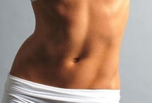 Flat Abs + Strong Core / Oh that elusive flat stomach! Exercise moves and tips to lose the belly fat and tone up.