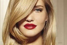 Gorgeous + Healthy Hair / We want hair that's strong, shiny, and naturally healthy looking. Inspiration and tips for a gorgeous mane.
