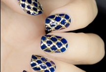 Strong + Beautiful Nails / The chicest nail art needs a proper foundation: healthy, pretty nails and hands!