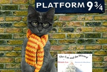 Cats and Wizards / A board in celebration of cats, wizards, and Dennis Lee's classic picture book, The Cat and the Wizard. / by HarperCollins Canada