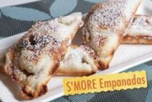 Fill Me Up - Empanada Recipes / Empanadas are fun when you fill them up with all these sweet recipe ideas! Try them in your Holstein Empanada Makers.