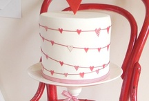 Cakes - Hearts