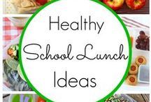 Back To School Recipes / Worry about one less thing as you get the kids ready for school with these back to school eats!
