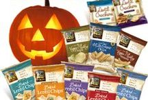 A Live Snactive Trick or Treat / This board is for all the healthier snack options to hand out on Halloween!