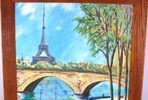 Art ideas - PARIS / French theme / by Violet Zilman