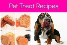 Puppy Approved Treats {Recipes} / Our pets deserve to be pampered. Here are some great recipes to try in your Holstein Pet Treat Maker.
