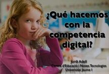 Competencia digital / by Jimena Acebes