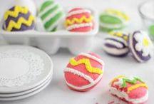 Spring Recipes & Ideas / Spring inspired recipes & treats! These will be perfect for entertaining this season. Whether its Sunday brunch or Easter weekend festivities, we've got you covered with easy DIY recipes and ideas.