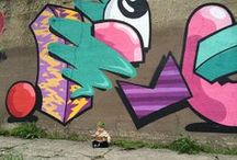 word on the street / street art
