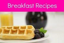 Breakfast & Brunch (Recipes)