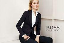{fashion} hugo boss woman