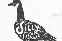 Cooking w/Goose / Cooking Ideas with my friend, Goose. / by l3rownie l3ites