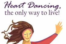 Heart Dancing Radio / Learn how to remove your masks. Step into conversations with visionaries whose wisdom sprinkles the airwaves with love and light.