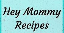 Hey Mommy - Healthy Recipes / Healthy recipes for Healthy Families. Helping you Think outside the food box. Incorporating healthy lifestyle changes. How to make healthy changes to live a healthy lifestyle. Healthy snacks and treats. hey-mommy.com info@hey-mommy.com #healthy #healthylifestyle