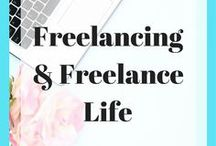 Freelancing / Freelance business tips, advice and resources. Online business. Digital marketing. Freelance writing. Copywriting. Blogging. Website design. Affiliate marketing.