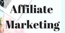 Affiliate Marketing / All about affiliate marketing. How to get started and succeed with affiliate marketing. Affiliate marketing resources, tips and tricks. Also contains affiliate links to products or programs that I use and love!