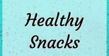 Healthy Snacks & Apps / Healthy snacks and apps. Healthy snacks ideas and recipes. Healthy snacks to go, for weight loss, for energy, for a healthy lifestyle. (Okay, maybe it's not ALL healthy, but I try.)