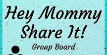 Hey Mommy! Share it! Healthy Lifestyle and Healthy Recipes / A board for healthy recipes and healthy lifestyle stuff. #healthyrecipes #wellness #health #kids #momlife #momblogger Pin for Pin please - Re-Pin from the board when you add. Follow profile and Email info@hey-mommy.com to be added. Thanks and happy pinning! Please do not edit the board! Remember to RE-PIN! www.hey-mommy.com, www.wellred.ca