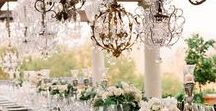 {home} Chandelier Love