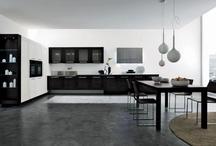 a homey organized clean modern house / by Megan Pugmire