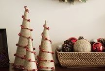 Christmas Decor & Ideas / The most wonderful time of year!  / by Madison Wetherill