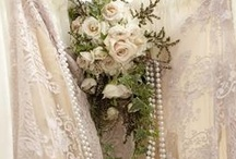 Pearl and Lace Inspirations! / by Kathleen Brennan