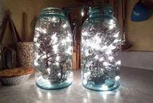 Mason Jar Inspirations! / by Kathleen Brennan