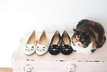 Shoes / Foot ware: heels, flats, rain boots, you name it. / by Megan Stahl