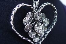 Jewelry ~ Metal Crafting & Stamping Inspirations! / by Kathleen Brennan