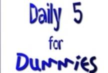 daily 5 / by Melanie Huston